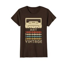 Funny Shirts - Vintage Retro Made In May 1946 72nd Birthday Gift 72 yrs old Wowe image 5