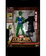 Marvel Legends She Hulk Comic Con - $140.24
