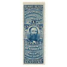 Dr. John Bull 4c U.S. Internal Revenue RS43d Private Die, Proprietary, K... - $56.00