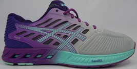 Asics Fuse X Size US 8 M (B) EU 39.5 Women's Running Shoes Gray Purple T689N