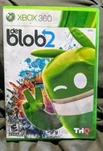 De Blob 2 (Microsoft Xbox 360, 2011), Video Game, E-everyone, NTSC - $14.82