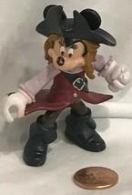 Disney Minnie Mouse Elizabeth Swan Pirates of the Caribbean Action Figur... - $9.90