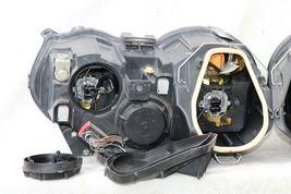 04-07 Jaguar XJ8 XJR VDP Headlight Lamp HALOGEN Set L&R POLISHED image 11