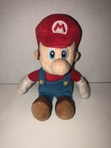 "2010 Nintendo Super Mario Bros. 8.5"" Plush Small Classic Gamers Clean Sh... - $12.99"