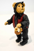 Boyds Bears  Lady B Bear  Lady Bug  Shoebox Collection # 3257  Classic Figure - $12.22