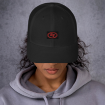 San Francisco hat / 49ers hat / Trucker Cap image 6