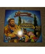 Amazing Time Management Games: Labors of Hercules 10 Pack PC DVD-ROM - $6.43