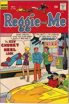 Reggie and Me Comic Book #41, Archie 1970 VERY FINE - $10.69