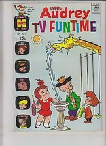 Little Audrey TV Funtime #10 VF- december 1964 - silver age harvey comic... - $45.99