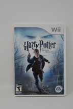 Harry Potter and the Deathly Hallows: Part 1 (Nintendo Wii, 2010) COMPLETE - $11.87