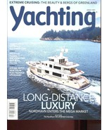YACHTING MAGAZINE APRIL 2014 /GREENLAND /NEW HELM ELECTRONICS /NORDHAVN ... - $24.50