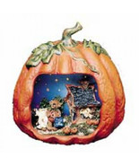 "Boyds Bearstone Light ""Bradley Boo Bear w/Spooks..Tricks? OrTreats""#2760... - $39.99"