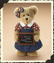 "Boyds Bear ""Miss Applegate"" - 12"" Plush Bear - #903136 -New- 2003- Retired - $26.99"