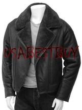 Handmade New Men Superb Inside Fur Leather Jacket, Men leather jacket - $189.00