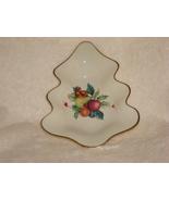 "Lenox Candy/Nut Dish - Holiday ""Tartan"" Design - $15.00"