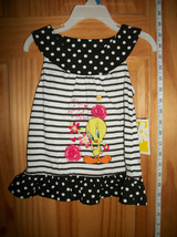 Looney Tunes Baby Clothes 24M Infant Girl Outfi... - $9.49