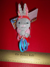 Peter Rabbit Easter Plush Toy Nickelodeon Holiday Lily Chime Baby Beatrix Potter - $14.24