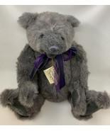 Gund Bear Signature Collection BEARNARD Signed RITA SWEDLIN RAIFFE 250/3... - $88.30