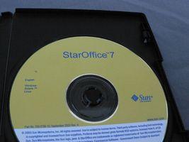 StarOffice 7 - $5.95