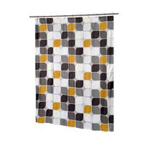 Home Fashions Extra Long Metro Fabric Shower Curtain 1301-SC-FAB-84-MT - $25.12
