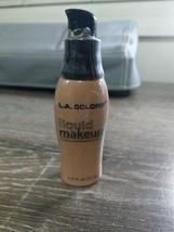 LA Colors Liquid Makeup ~ Cappuccino LM284~ New Open Package - $7.79