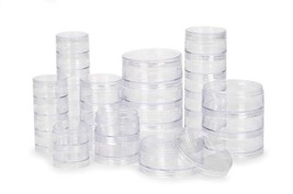 Bead Storage Containers 30 Darice Box Accessories Beads Jewelry Craft Su... - $24.99