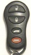Dodge Viper 2004 - 2009 Keyless Remote 04602260 AA 04602260 AD GQ43VT17T - $20.00