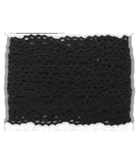 Midnight Blush Jumbo Crochet Trim 2 meters cross stitch accessory Paperm... - $5.00