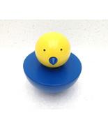 Wooden Chime Bird Rattle Toy Rocking Bird Tumbler Bird Toy for Baby Ratt... - $9.99