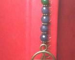 Bookmark blue green jade bronze pentacle b thumb155 crop