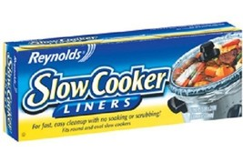 Reynolds Slow Cooker Liners 4 Bag Box - $9.01