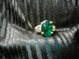 Paranormal Luck Of The Irish Leprechaun Ring Of Great Luck Size 7 - $150.00
