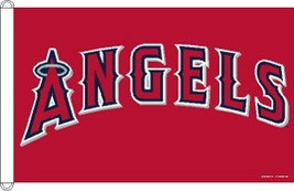 MLB 3x5' Anaheim Angels Flag [Misc.] - $18.66
