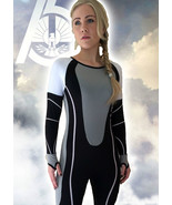 Hunger Games Suit Costume Cosplay Catching Fire Mockingjay Katniss T-shi... - $24.00