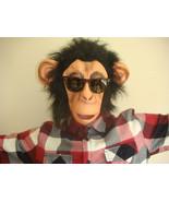 Bruno Mars Lazy Song Chimp Monkey Mask Gorilla Ape Album tickets - $19.27