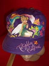 Disney Fairies Girl Clothes Tink Purple Tinkerbell Hat Cap Totally Pixif... - $12.34