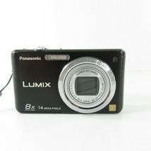 Panasonic LUMIX DMC-FH20/DMC-FS30 14.1MP Digital Camera - Black - $22.49