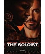 The Soloist 27 x 40 Original Movie Poster 2008 - $9.95
