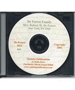 CD: The Lockwood De Forest Family - $10.08
