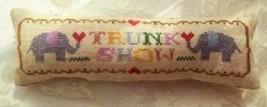 Trunk Show cross stitch chart Primrose Needleworks - $7.20