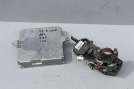 03 Accord 2.4L ATX ECU ECM Engine Control Module w/ Immo & 1 Key 37820-RAA-A54 image 4