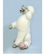 Hevener Collectible Poodle Dog Figurine - $55.00