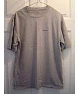 Men's Grey Reebok Knit Shirt Size S - $5.95