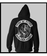 Union Boilermakers HOODIE Sons of Steel All sizes TIG Boiler (sons) - $47.03+