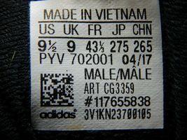 Adidas Energy Boost Misura USA 9.5 M (D) Eu 43 1/3 Uomo Scarpe da Corsa Nero image 11