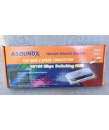 AL500-S ASOUND 5-PORT 10/100 Mbps ETHERNET SWITCH HUB P/N: AL500-S - $18.46
