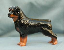 Hevener Collectible Rottweiler Dog Figurine - $35.00