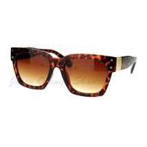 Designer Fashion Sunglasses Bold Retro Square Frame Unisex - $7.15
