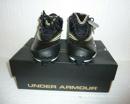 Nos Youth Under Armour Glyde Iv Wms Tpu Cc 7.5 Baseball Cleats - $24.18