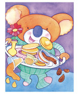 Food004 Collage--Digital Download-ClipArt-ArtClip-Digital Art - $4.00